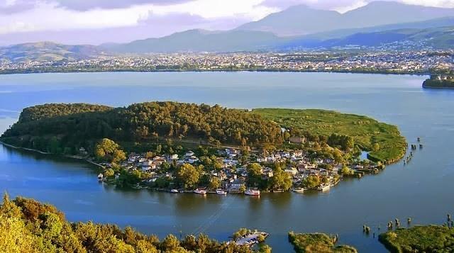 λίμνης Παμβώτιδα