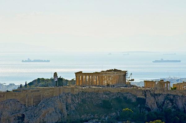 Akropoli διαμορφωμένη