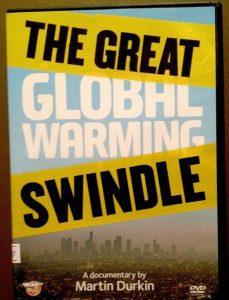 The Great Global Warning Swindl
