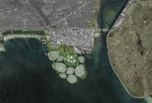 holmene urban power infrastructure artificial islands denmark copenhagen dezeen 2364 col 1