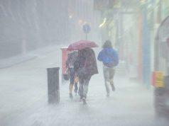 βροχόπτωσης - πλημμυρών