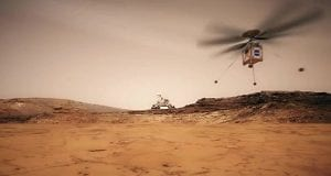 Mars Helicopter»