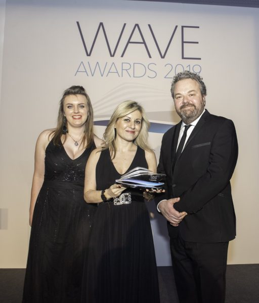 The Wave Awards 2019.8th March 2019