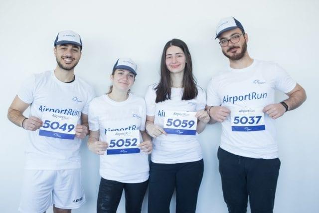 3. 3ο Airport Run Sky Express