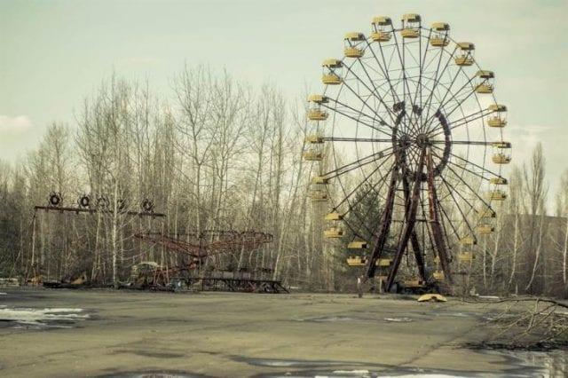 Καταστροφή Τσερνόμπιλ