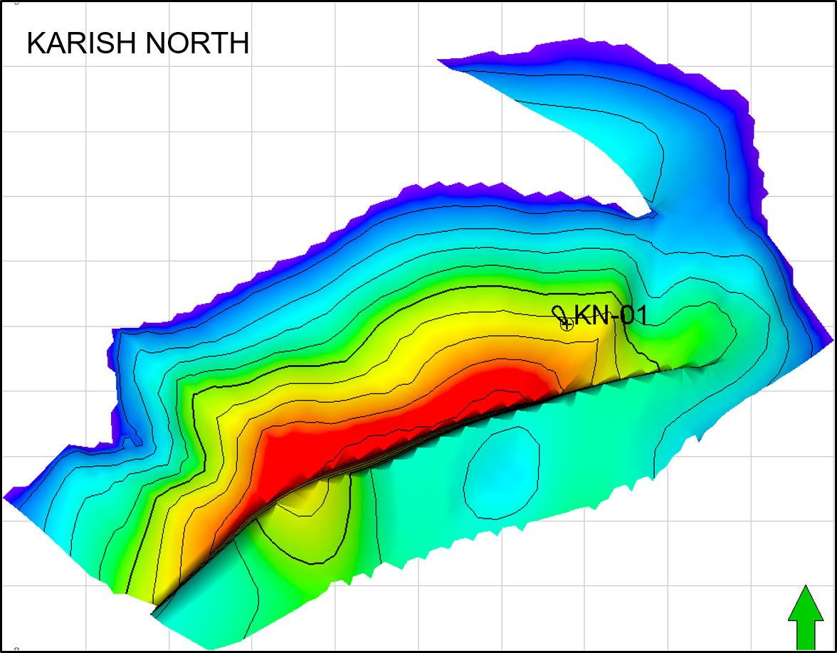 Energean Karish North Discovery