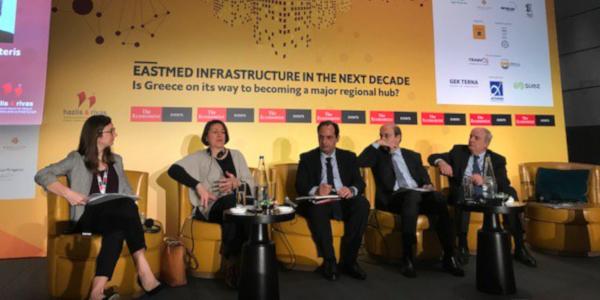 Violeta Bulc Christos Spirtzis Economist