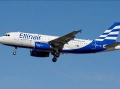 ellinairellinair airplane
