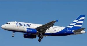 Ellinair airplane