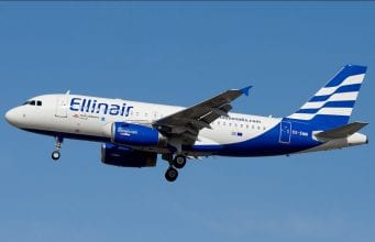 ellinairellinair airplane