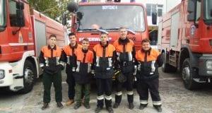 εθελοντές πυροσβέστες Ν. Βουτζάς
