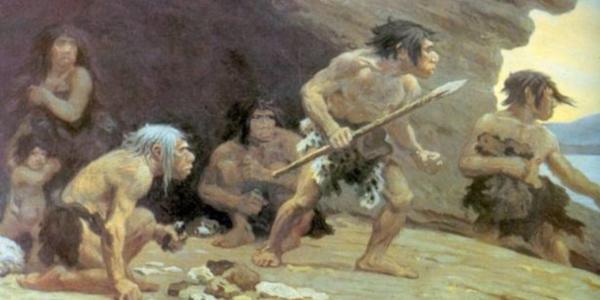 νεάντερταλ neanderthal