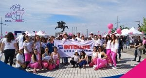 INTERLIFE Sail for Pink 2019