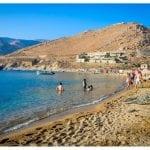 Παραλία Βαγιάς στη Σέριφο