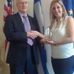 Σαντορίνη - Βραβείο καλύτερου νησιού 2019