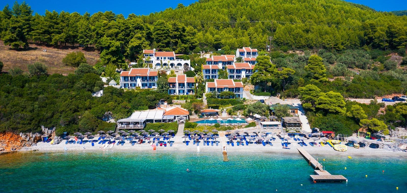 Ελλάδα παραλία