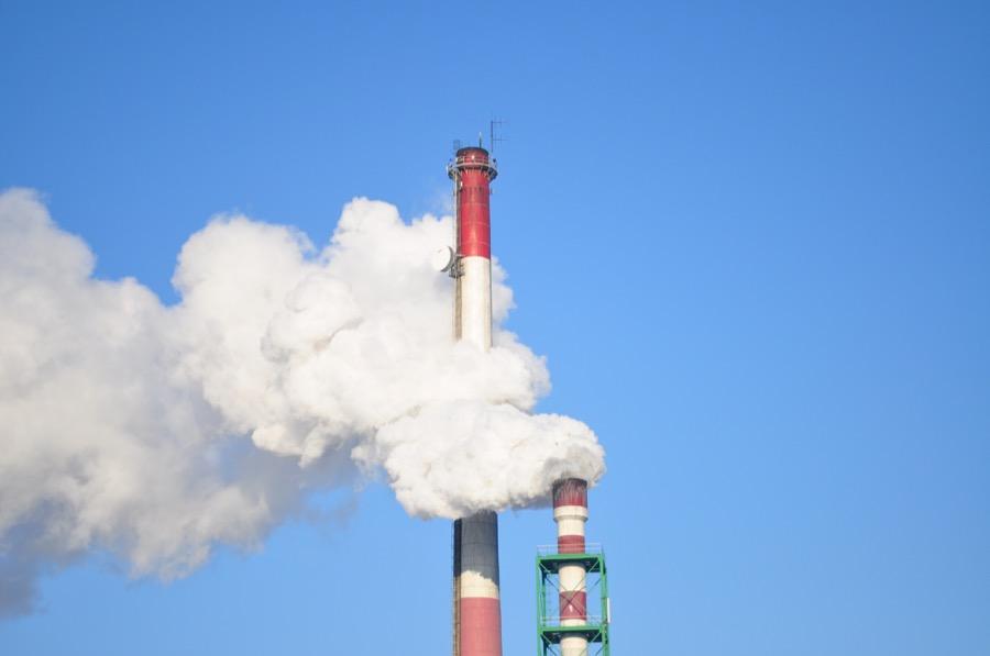 Ατμοσφαιρική μόλυνση