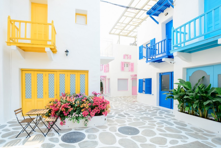 Ελλάδα νησί