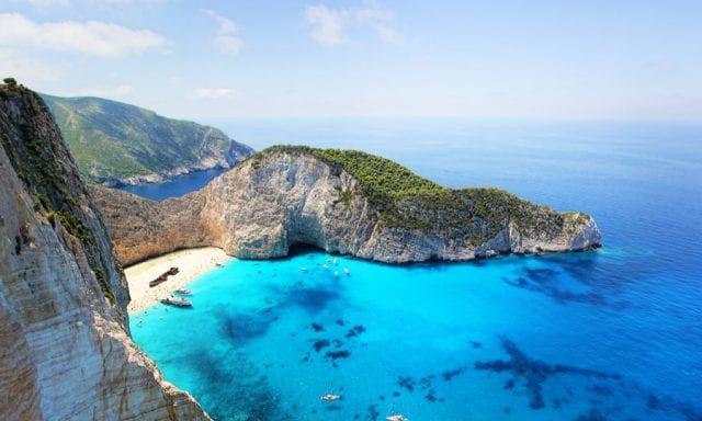 Ζάκυνθος Ελλάδα νησί