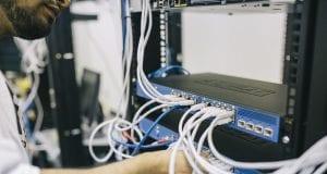 Σύνδεση σε data center