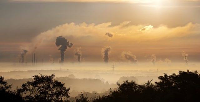 διοξείδιο του άνθρακα