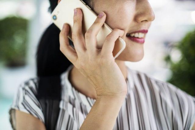 κλήση από κινητό - smartphone