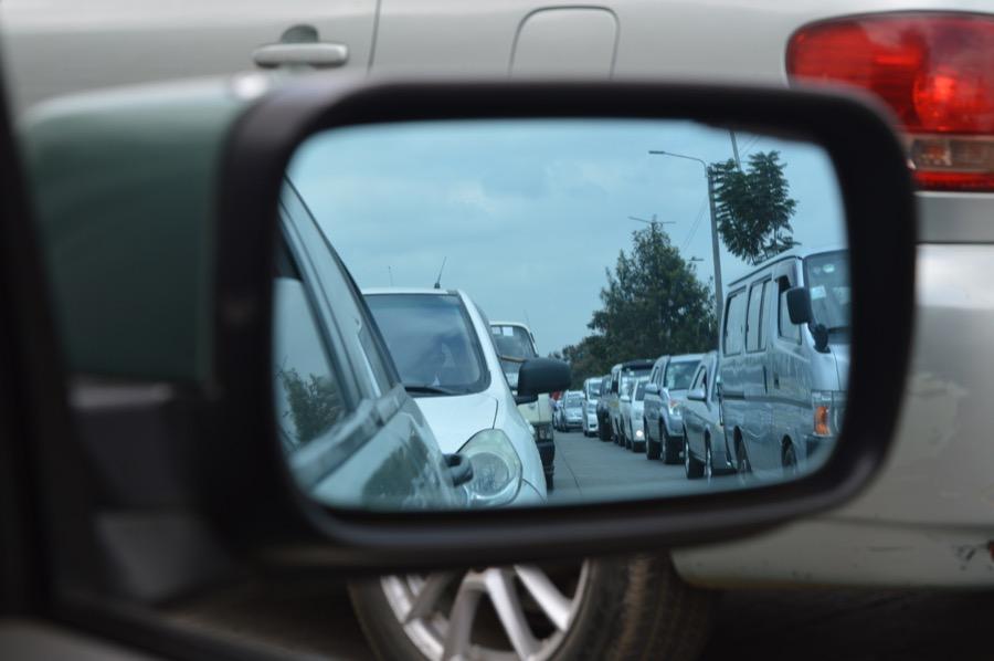Κυκλοφοριακές ρυθμίσεις - κίνηση - αμάξια