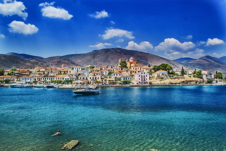 Μεσόγειος, Ελλάδα, νησί