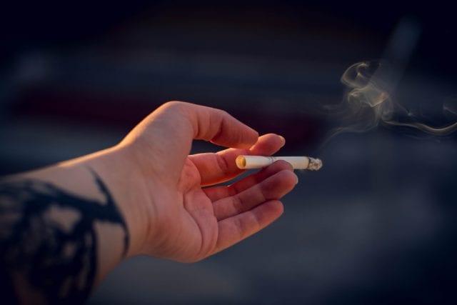 Τσιγάρο κάπνισμα