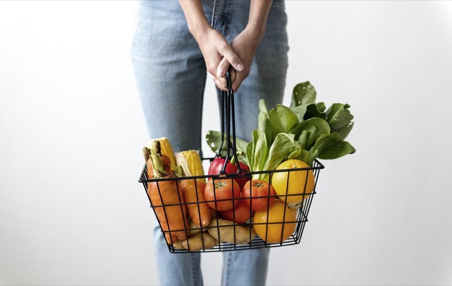 Χορτοφαγία - τροφή