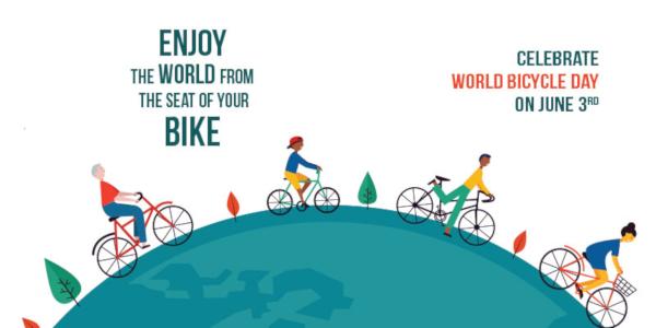 παγκοσμια ημερα ποδηλατου