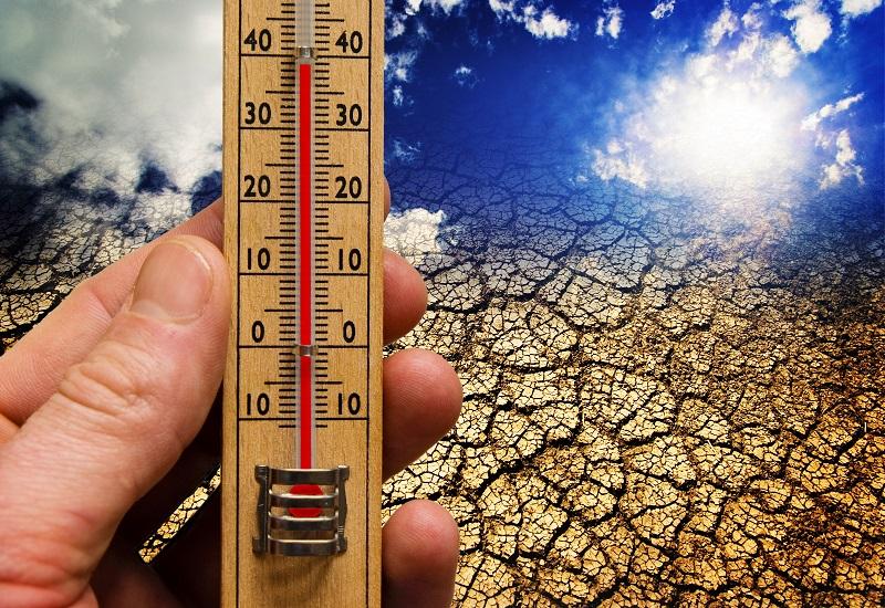 Θερμόμετρο, θερμοκρασία, καιρός