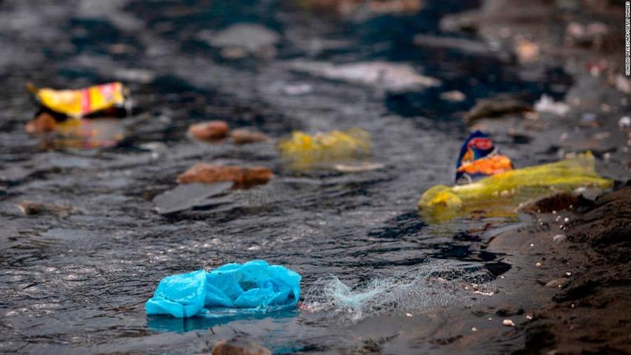 Παγκόσμια Ημέρα Ωκεανών - Πλαστικά στις θάλασσες