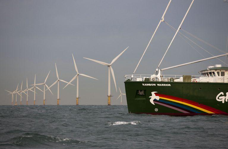 Greenpeace,RainbowWarrior 2