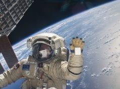 NASA ISS διεθνής διαστημικός σταθμός 1