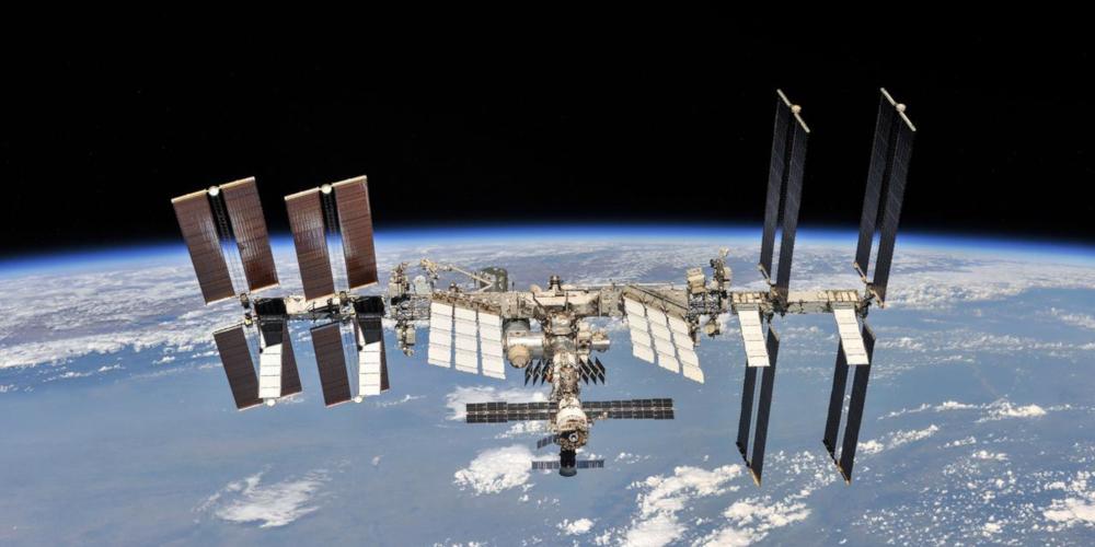 NASA ISS διεθνής διαστημικός σταθμός 2