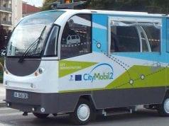 Αυτόνομο λεωφορείο CityMobil2 στα Τρίκαλα