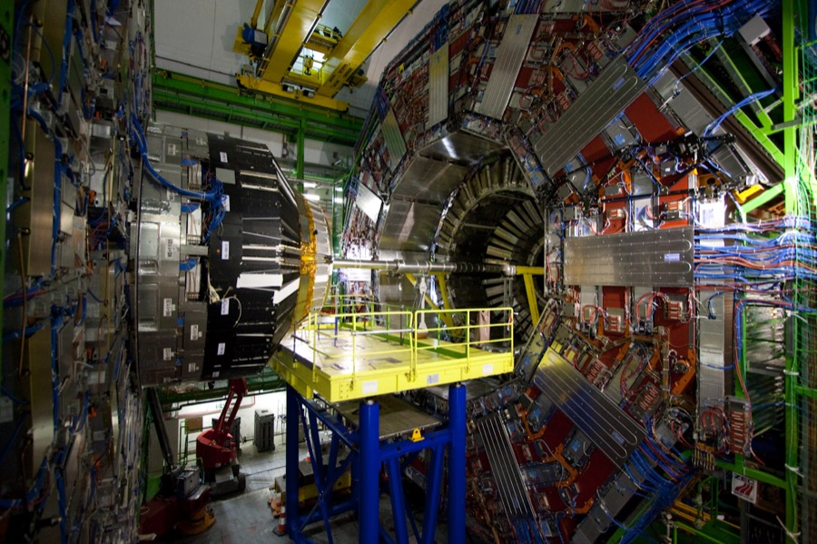 The Large Hadron Collider:ATLAS at CERN 2