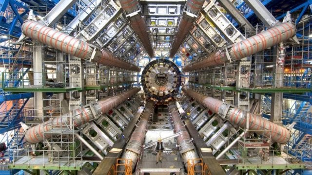 The Large Hadron Collider:ATLAS at CERN
