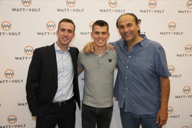 Η WATT+VOLT εγκαινίασε το νέο της κατάστημα στο Χαλάνδρι