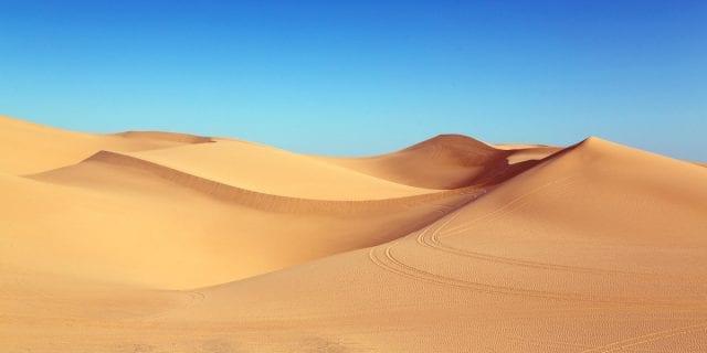 desert sand έρημος άμμος