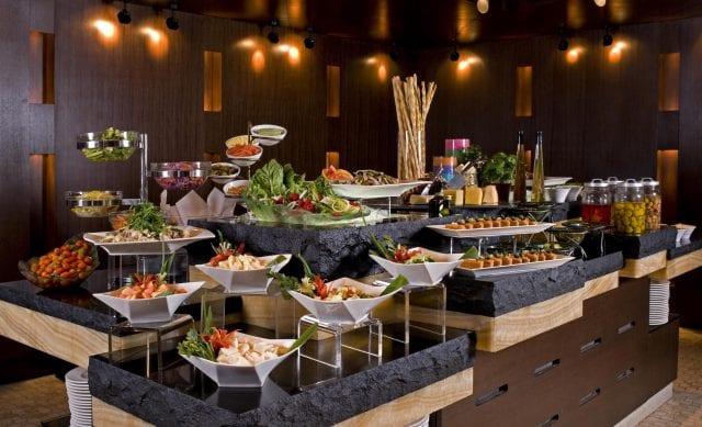 WWF Hotel Kitchen