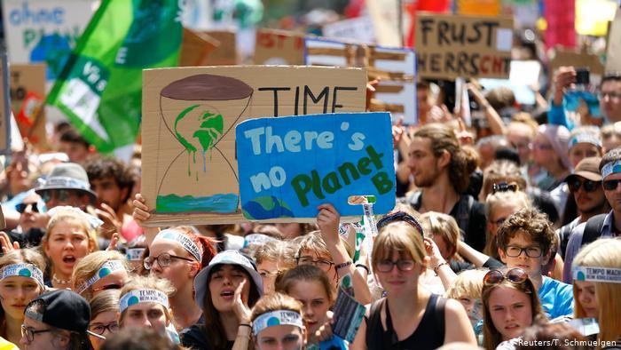 πορεία για το κλίμα