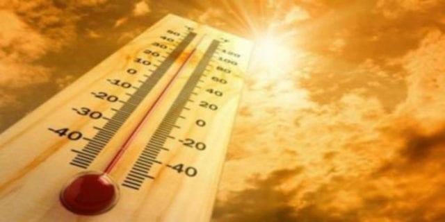 Καύσωνας, ζέστη, θερμόμετρο