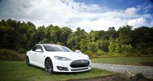 Ηλεκτρικό αμάξι Tesla Model S