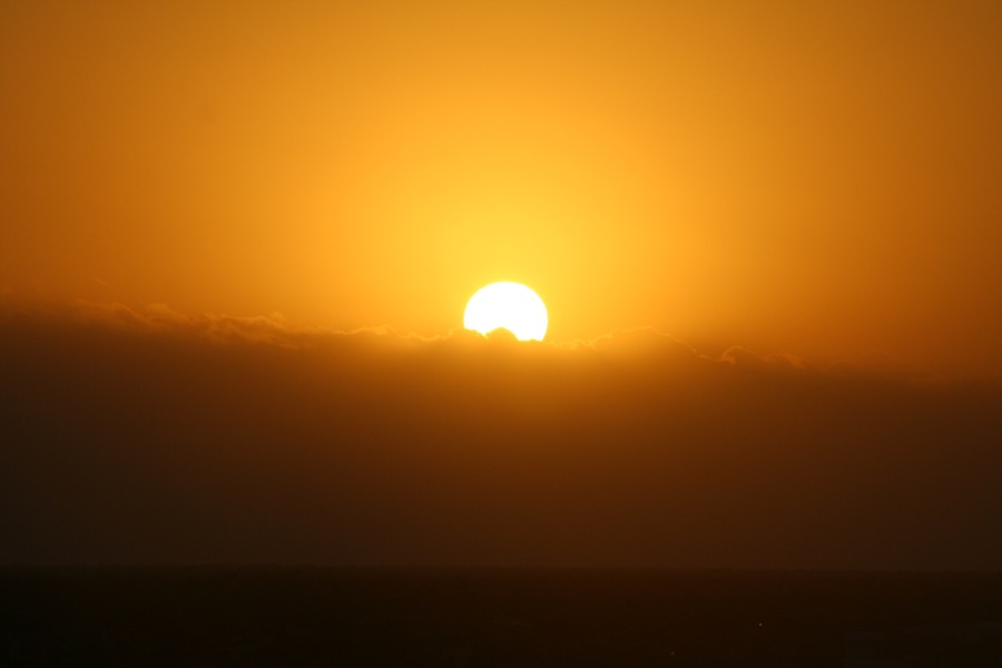 Ήλιος, καύσωνας, καιρός