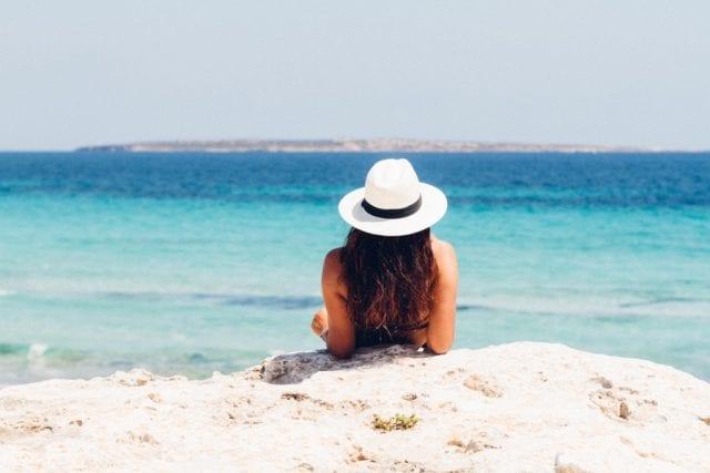 Καλοκαίρι, καιρός, παραλία