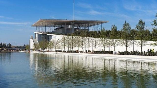 Κέντρο Πολιτισμού Ίδρυμα Σταύρος Νιάρχος   SNFCC