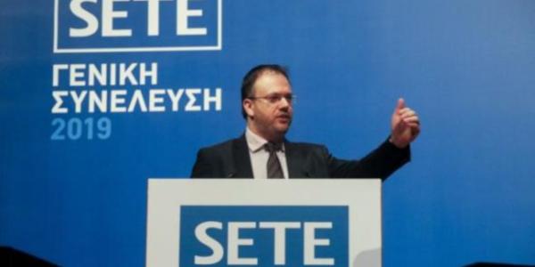 Αθανάσιος Θεοχαρόπουλος - ΣΕΤΕ