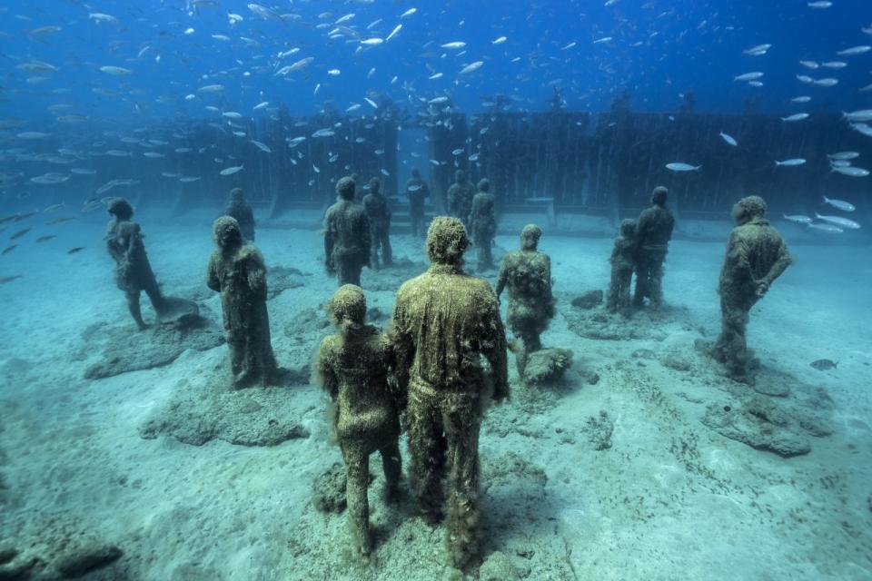 Το πρώτο υποβρύχιο μουσείο στην Κύπρο